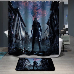 A hell of a ride Devil May Cry 5 review Custom Shower Curtain