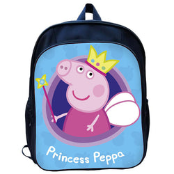 Peppa Pig Custom Printing Backpacks for 2-5 Year Old Children