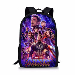 Avengers: End game Custom Printing Backpacks