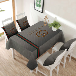Luxury Gucci Logo Custom Tablecloth