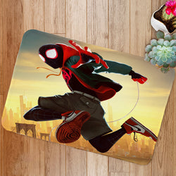 Spider-Man: Into the Spider-Verse Custom Floor Mat
