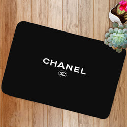 Chanel Logo Custom Floor Mat