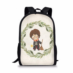 Harry Potter Custom Printing Backpacks