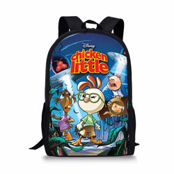 Disney Chicken Little Custom Printing Backpacks