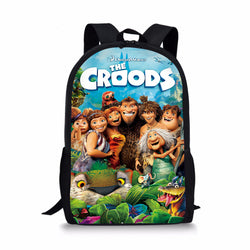 The Croods Custom Printing Backpacks
