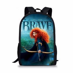 Disney Brave Custom Printing Backpacks