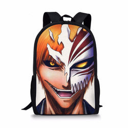 Bleach Anime Custom Printing Backpacks