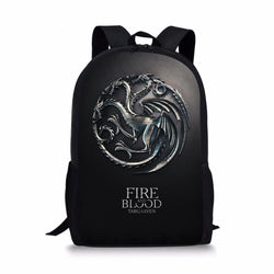 Game of Thrones Custom Printing Backpacks