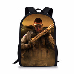 Tom Clancy's Rainbow Six Siege Custom Printing Backpacks
