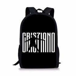 Cristiano Ronaldo CR7 Custom Printing Backpacks