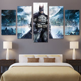 Movie Batman - 5 Piece Canvas Wall Art