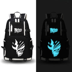 BLEACH Big Canvas Luminous Backpacks