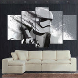 Star Wars Imperial Stormtrooper - 5 Piece Canvas Wall Art