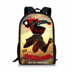 Spider-Man: Into the Spider-Verse Custom Printing Backpacks