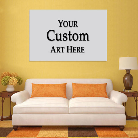 Customized Canvas Prints Canvas - Custom 1 Piece Canvas Wall Art ...