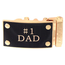 FEDEY Automatic Statement Buckle for Ratchet Belts
