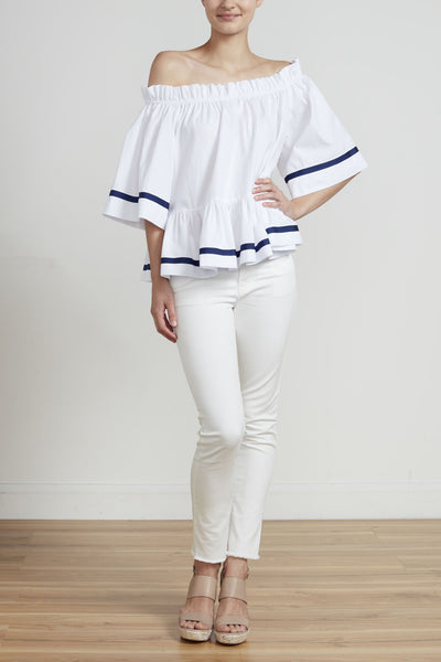 THE RIVIERA TOP - NAUTICAL