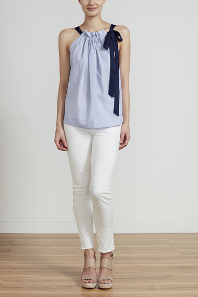 MIRANDA TOP - COTTON