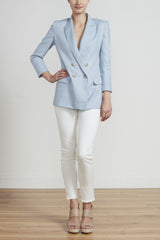 THE DUCHESS OF CAMBRIDGE JACKET - SKY