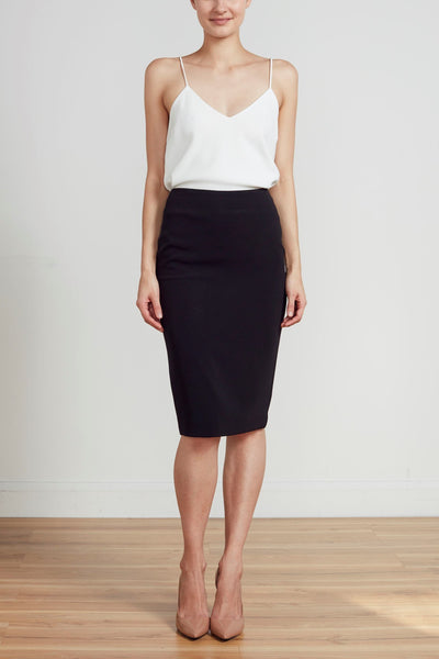 CLASSIC CUT PENCIL SKIRT