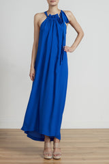 MIRANDA DRESS - ROYAL
