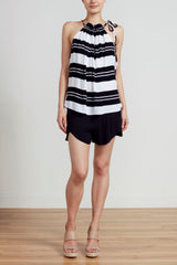 MIRANDA TOP - STRIPE
