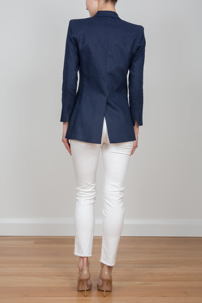 THE DUCHESS OF CAMBRIDGE JACKET - NAVY