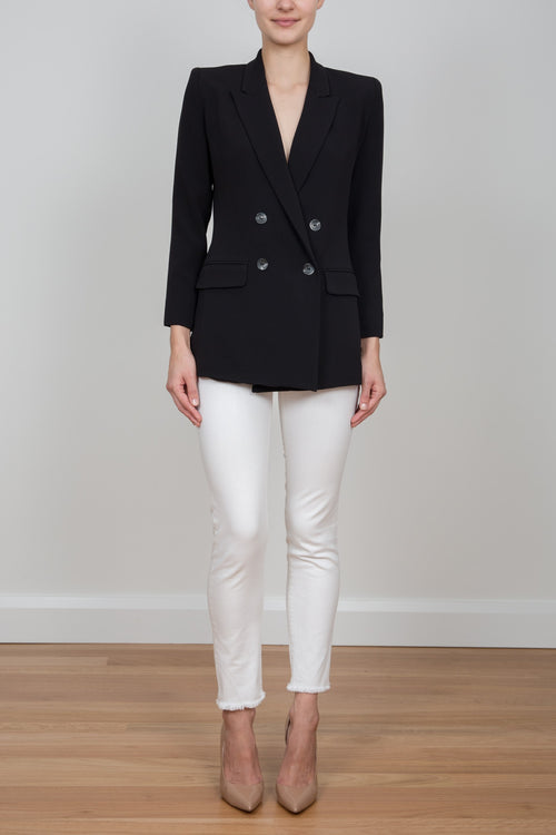 THE DUCHESS OF CAMBRIDGE JACKET - BLACK