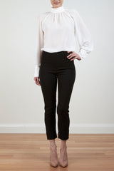 NEW ROMANCE BLOUSE - IVORY