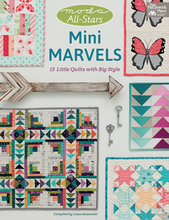 Moda All-Stars Mini Marvels book