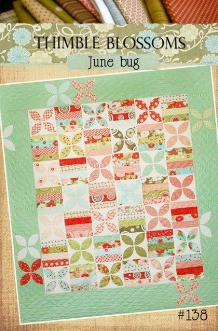 June Bug - PAPER Pattern