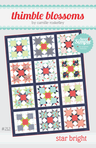 Star Bright - PDF pattern