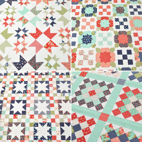 Early Bird Paper pattern bundle