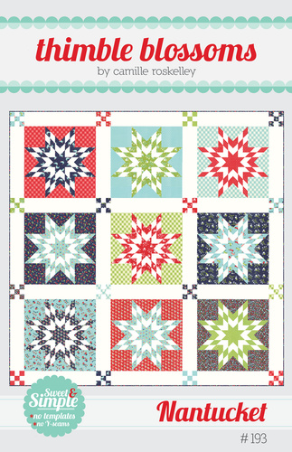Nantucket - PDF pattern