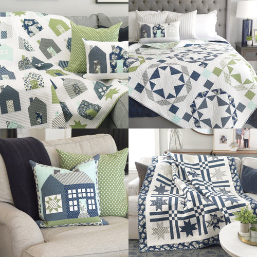 At Home with B&C pattern bundle