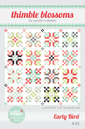 Early Bird - PDF pattern