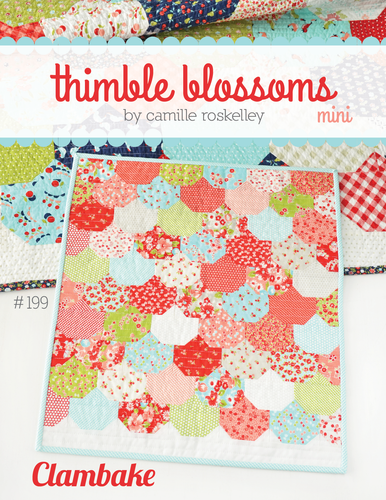 MINI Clambake - PAPER pattern