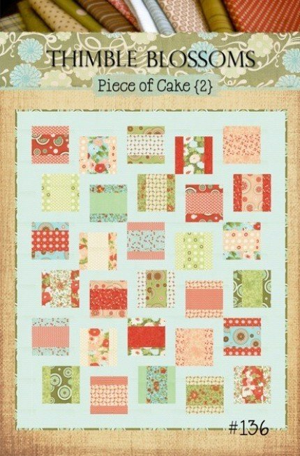 Piece of Cake {2} - PAPER pattern