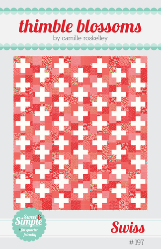 Swiss - PDF pattern