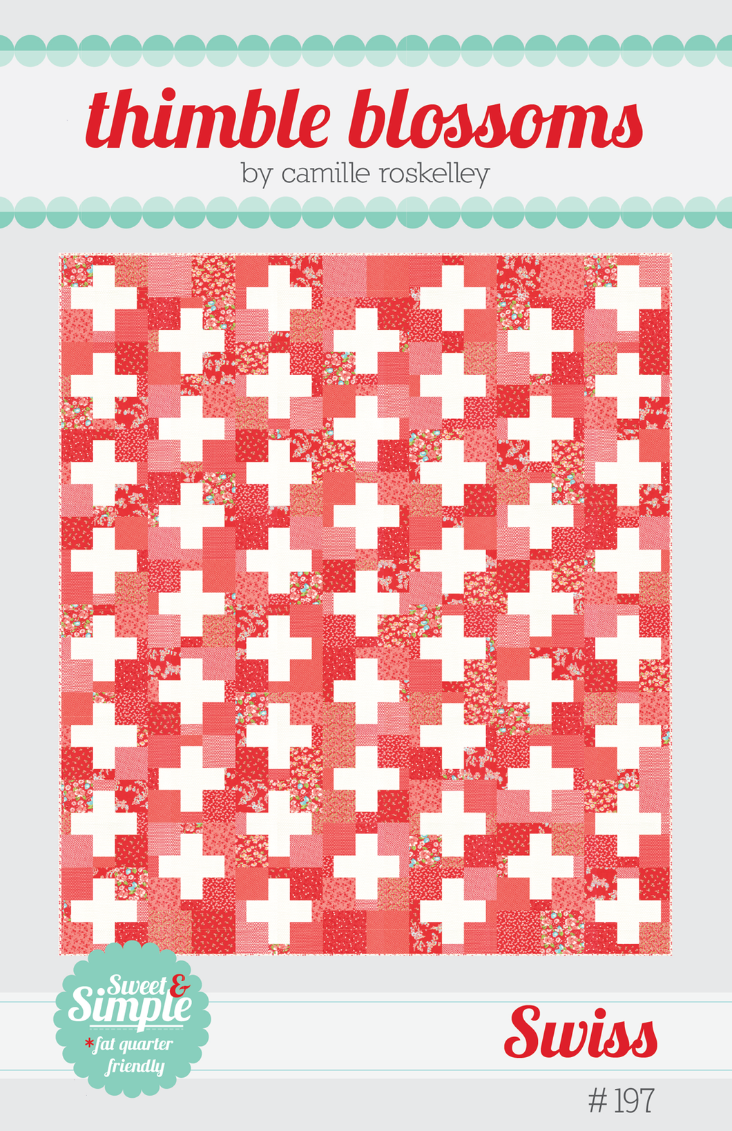 Swiss - PAPER pattern