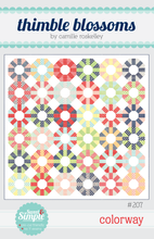 Colorway - PAPER pattern