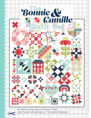 The Bonnie & Camille Quilt Bee PREORDER