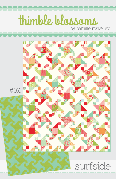 Surfside - PAPER pattern