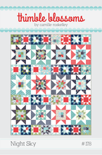 Night Sky - PDF pattern