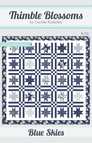Blue Skies - PDF pattern