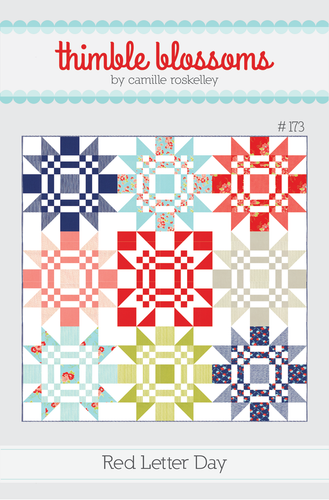 Red Letter Day - PDF pattern