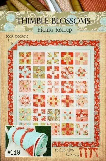 Picnic Rollup - PAPER pattern