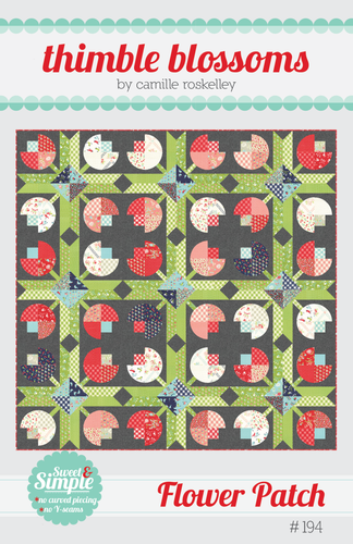 Flower Patch - PDF pattern