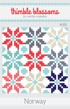 Norway -  PDF pattern