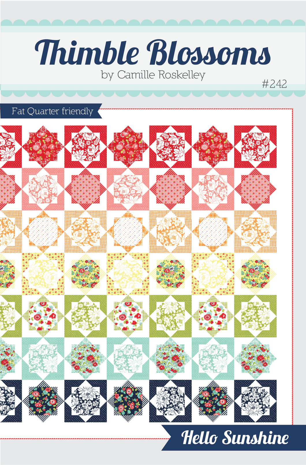 Hello Sunshine - PDF pattern